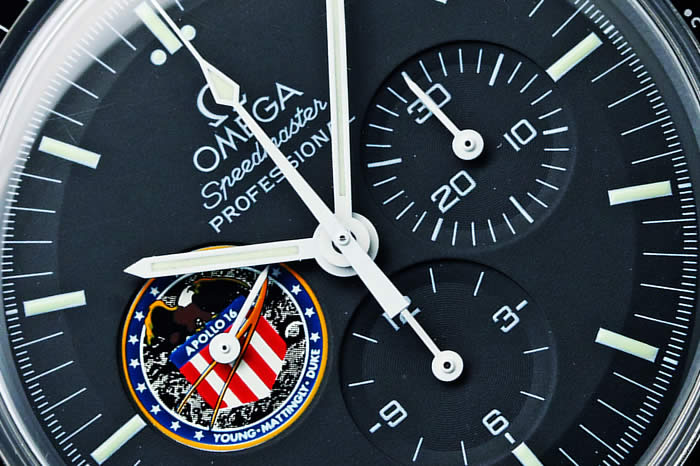 オメガ スピードマスター・プロフェッショナル ミッションズ アポロ16号 Ref. 3597-19