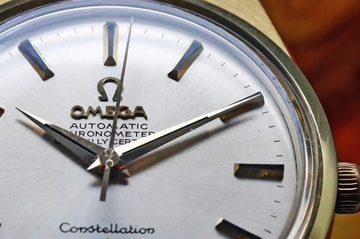 オメガ コンステレーション ワンピースケース Ref.167.015 Cal.551