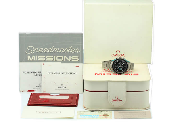 オメガ スピードマスター ミッションズ ジェミニ11号 3597.09