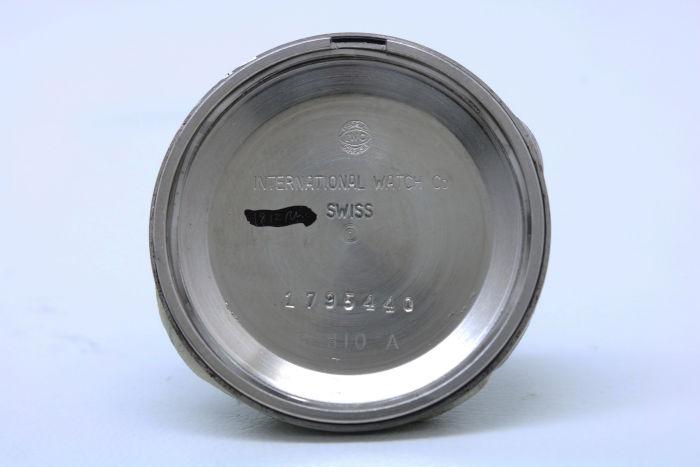 IWC オールドインター R810A Cal.8541B 1964年頃製造