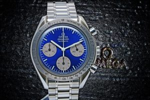 "Omega Speedmaster ""Reduced Japan"" 3510.82.00 Blue Dial Limited Edition of 1000"