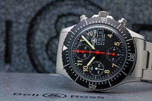 Bell & Ross by Sinn Military M2 Chronograph