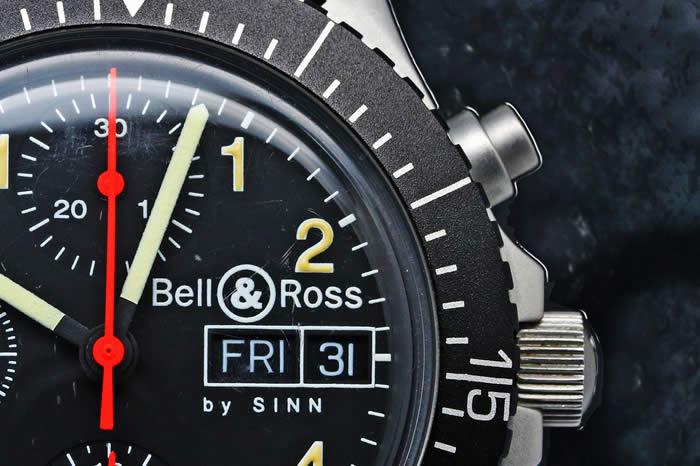 ベル&ロス by ジン ミリタリー・クロノグラフ M2 (Ref.256)