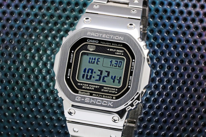CASIO G-SHOCK ORIGIN Bluetooth GMW-B5000D-1JF