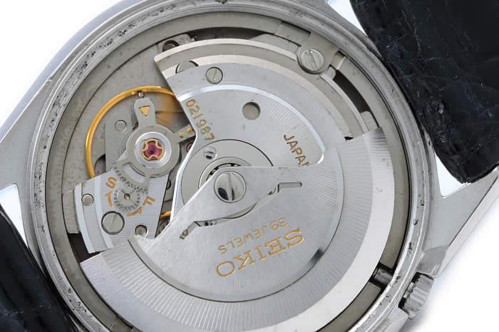 セイコー 62グランドセイコー 初期獅子メダリオン GS初代オートマチック Ref.6246-9000