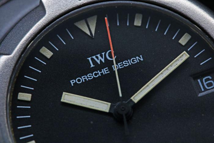 ポルシェ デザイン by IWC 3503.1 Cal.37522