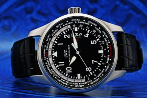 IWC Pilots Watch World Timer IW326201