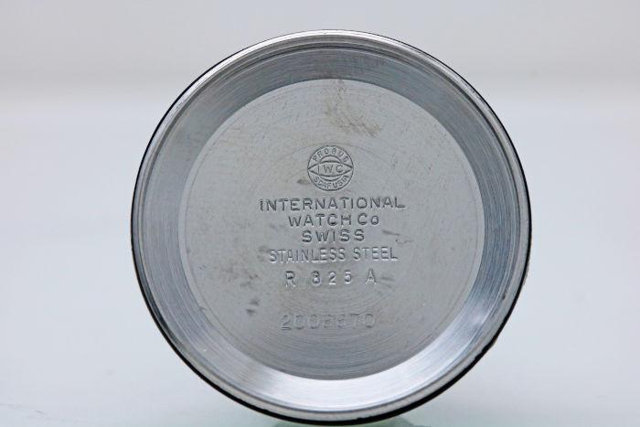 IWC オールドインター R825A 1969年頃製