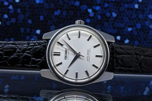 KING SEIKO 2nd CHRONOMETER Ref.4420-9990 Cal.4420A 1966
