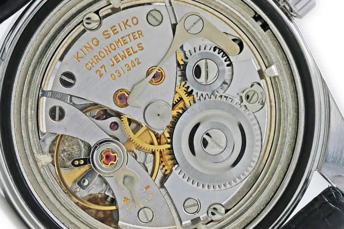セイコー キングセイコー 44クロノメーター 4420-9990 1966年1月製造