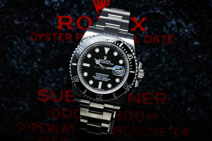 timeless design c2186 c0f6f サブマリーナ デイト Ref.116610LN」を高価買取しました。【滋賀 ...