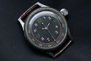1940's Seikosha Kamikaze – Japanese ww2 Marine Aviation Pilot's Watch Zero Fighter