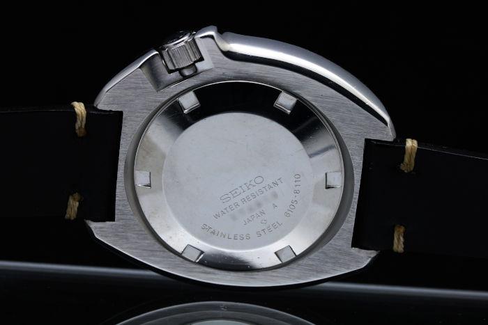 セイコー 150mダイバー 2nd 後期 植村モデル 6105-8110