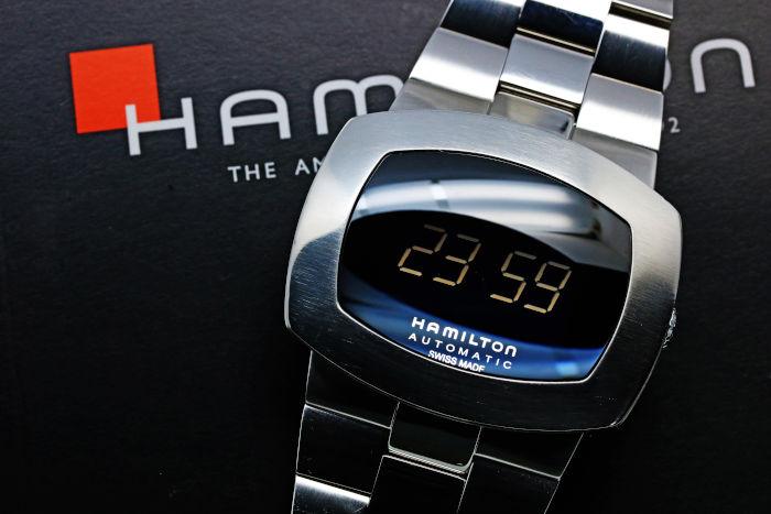HAMILTON Pulsomatic H52515139