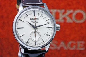 "SEIKO PRESAGE STAR BAR Limited Edition""Sakura Fubuki""SARY091"