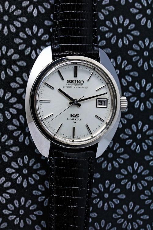 キングセイコー・クロノメーター Ref.4502-8010