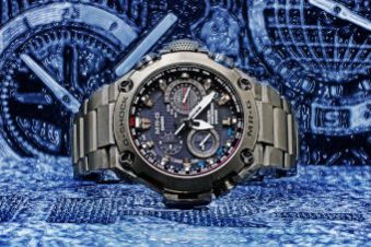 Casio G-Shock MR-G  MRG-G1000B-1AJR