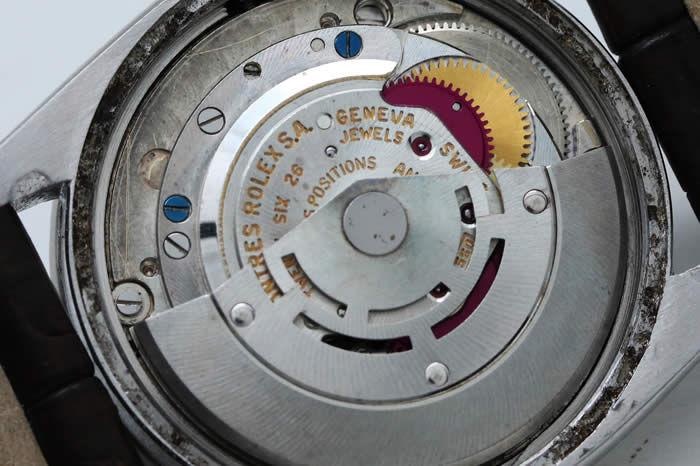 ロレックス オイスターパーペチュアルデイト Ref.1501 1963年製造