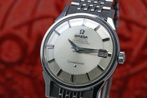 Omega Constellation CHRONOMETER Pie-Pan AUTOMATIC 168.005 CAL.564