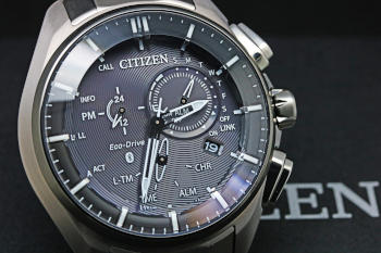 CITIZEN Eco-Drive Bluetooth BZ1041-57E