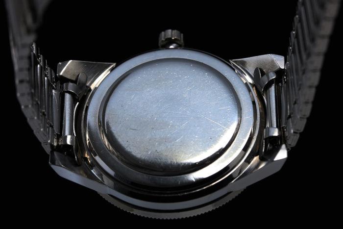 オリンピア・カレンダー・オリエント ダイバー 40m 手巻き 1960年代製