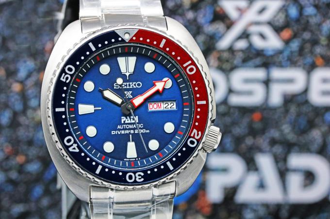 SEIKO Prospex Automatic Diver 200 PADI SRPA21K1 (3)