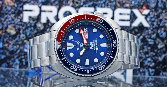 SEIKO Prospex Automatic Diver 200 PADI SRPA21K1 (6)