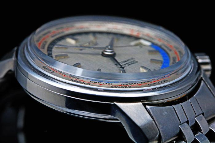 セイコー ワールドタイム ファーストモデル 6217-7000 1964年4月製造