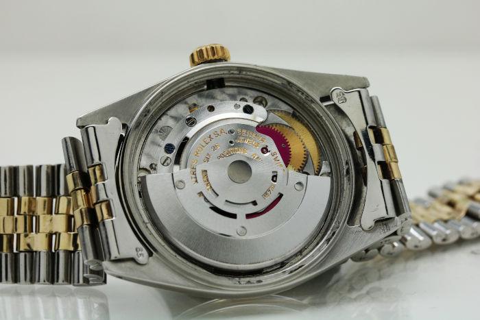 ロレックス デイトジャスト 1601 ゴーストダイヤル 1969年頃製造