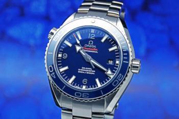 OMEGA Seamaster Professional 600 Planet Ocean Liquid Metal 232.90.46.21.03.001