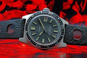SEIKO Vintage 62MAS 6217-8001 ORIGINAL 1st Diver