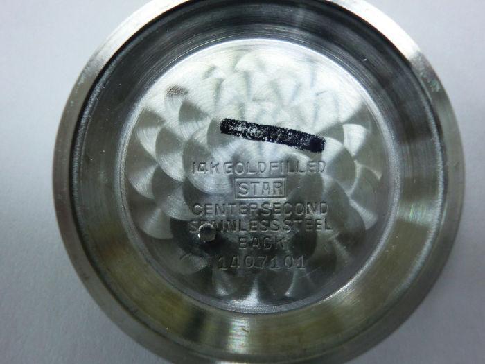 シチズン アラーム 目安板式 初期型