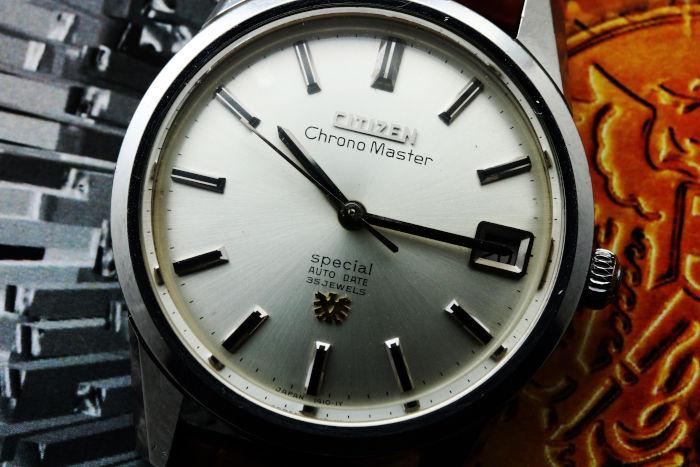 シチズン クロノマスター スペシャル オートデイト AUDS3002-Y