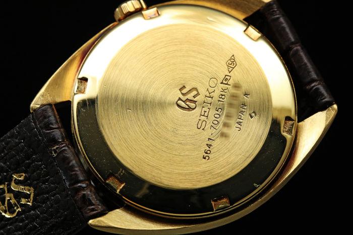 グランドセイコー 56GS Ref.5641-7005