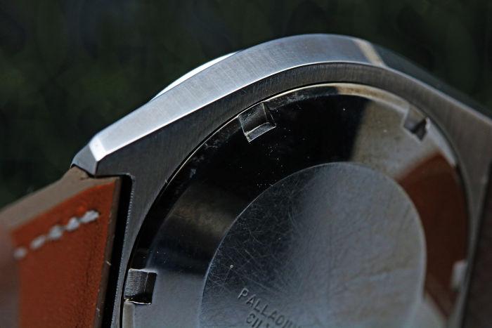 セイコー グランドセイコー V.F.A. 銀パラ 6185-8010