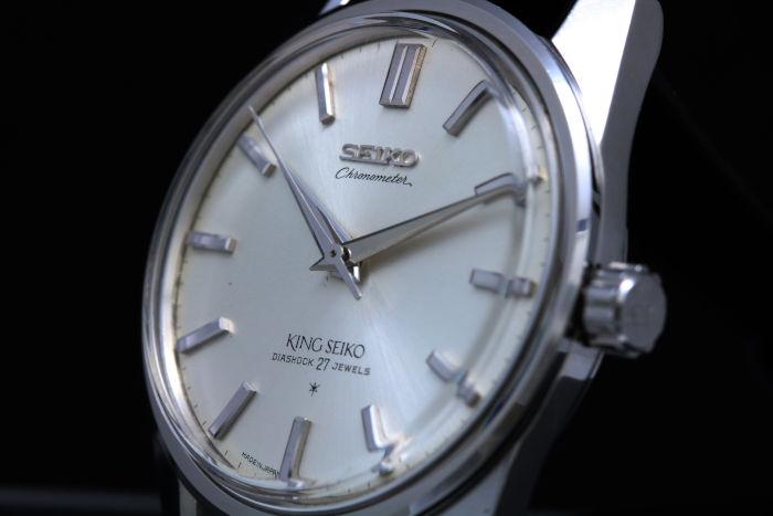 セイコー 44キングセイコークロノメーター 49999 1963年12月