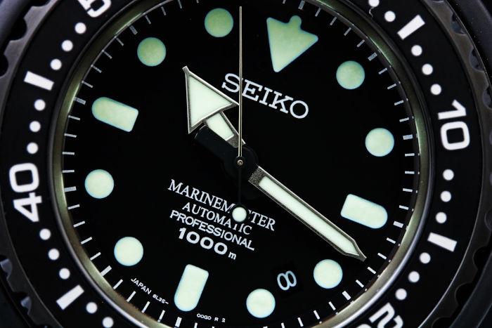 セイコー マリーンマスター プロフェッショナル 1000 SBDX013
