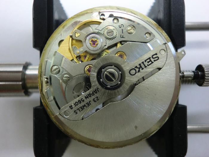 セイコー ロードマチック 5601-9000 希少ノンデイト