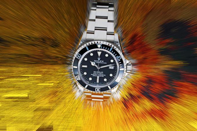 ROLEX SEA-DWELLER Ref.16600 F品番 2004年頃製造