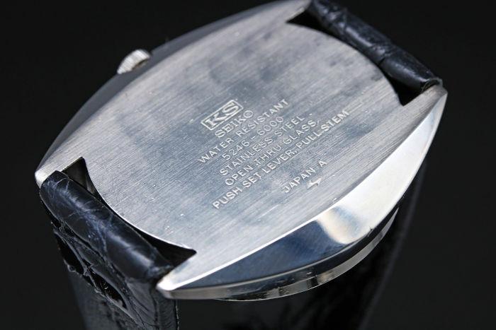 52キングセイコー クロノメータースペシャル Ref.5246-6000