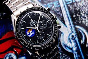 Omega Speedmaster Gemini VII 3597.05 Missions Series