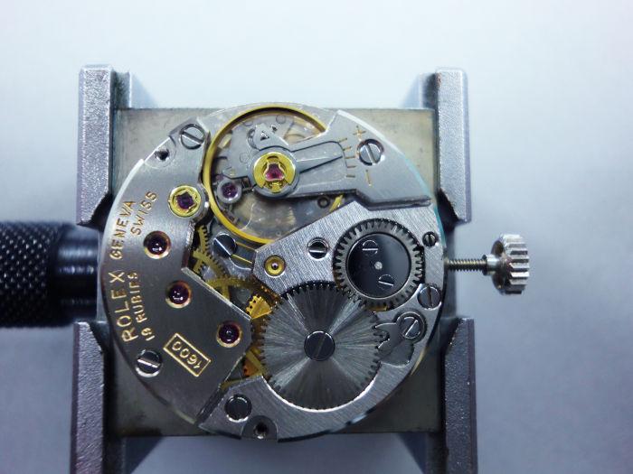 ロレックス チェリーニ キングミダス Ref.4017