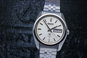Grand Seiko 61GS Hi-Beat 6146-8000 Cal.6146A