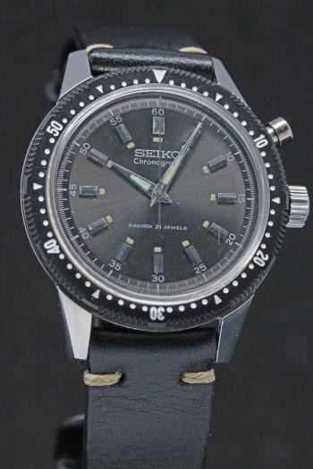 古いセイコーの腕時計を高価買取しています
