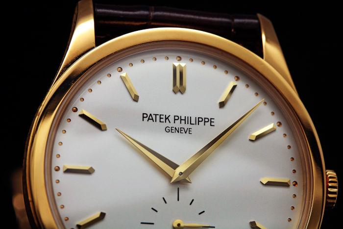 パテック・フィリップ カラトラバ 5196J-001