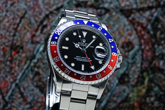 ロレックス GMTマスター 16700