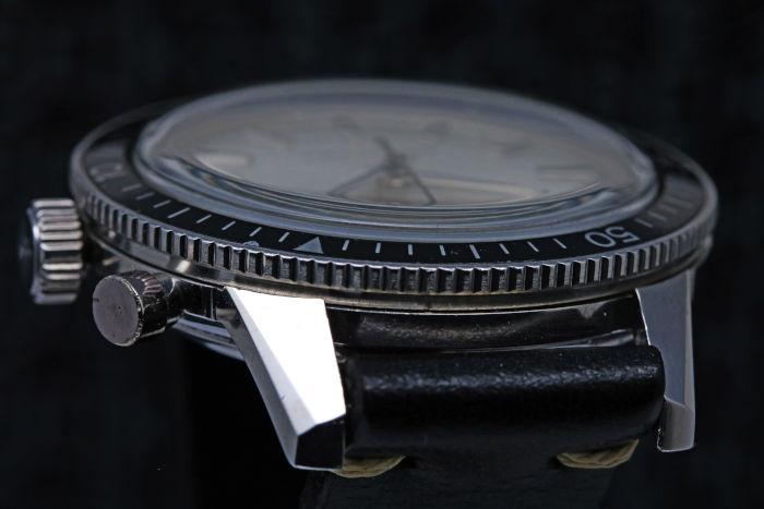 セイコー ワンプッシュ クロノグラフ 2ndモデル 5719-8980