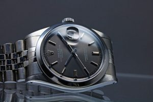 Vintage Rolex Datejust 36mm 1600 Ghost Dial