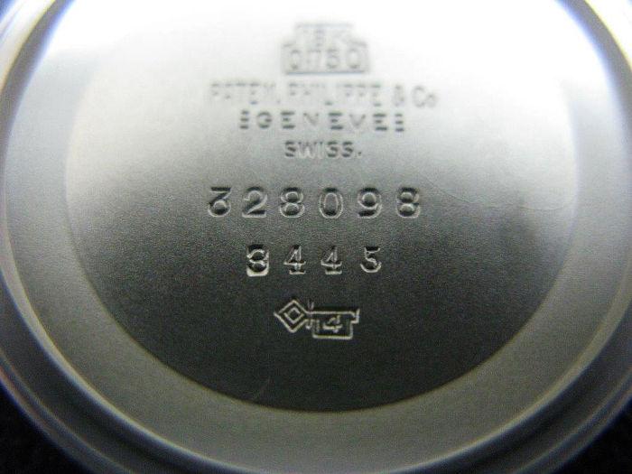 パテック フィリップ カラトラバ Ref.3445 Cal.27-460M