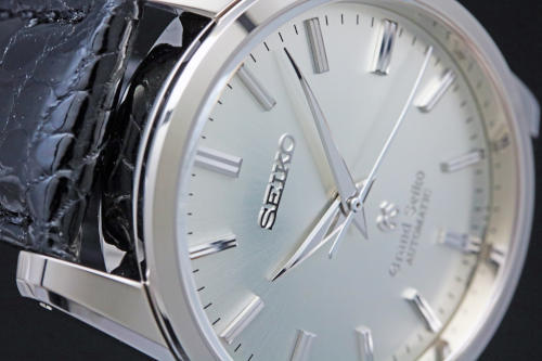 SBGR007(9S51-0020) Silver dial